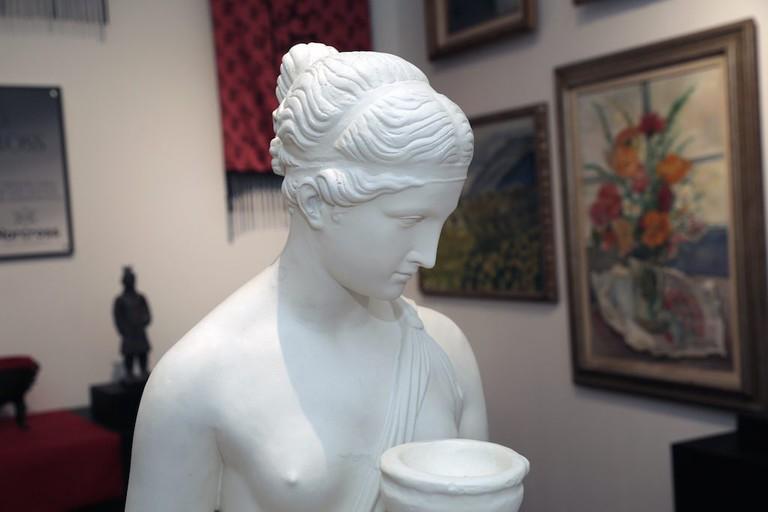 Evil Genius' 'Norcross Art Gallery'
