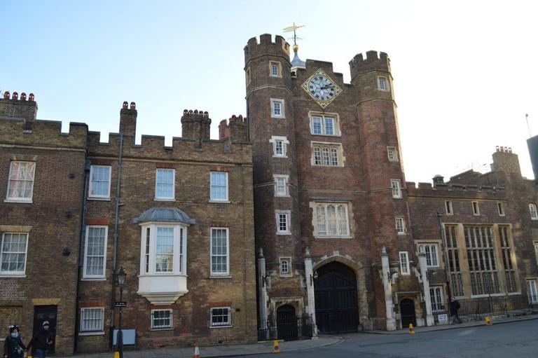 St James's Palace, London