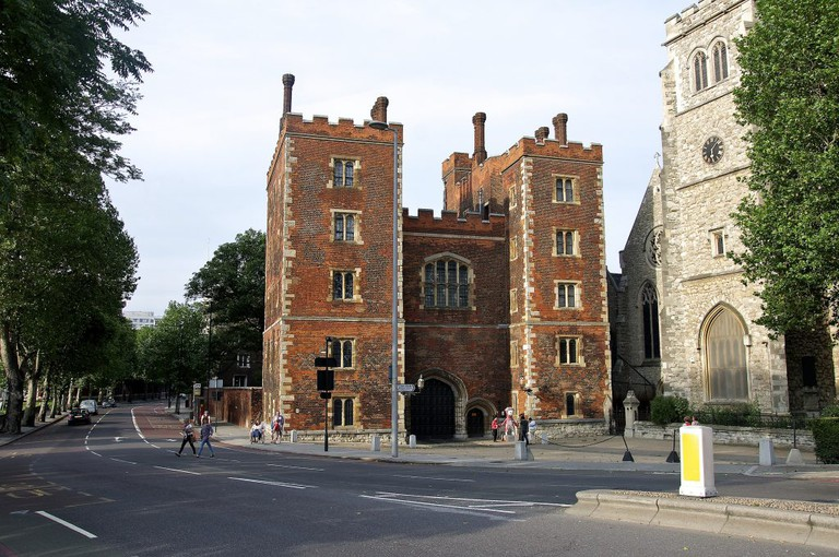 Lambeth Palace, London