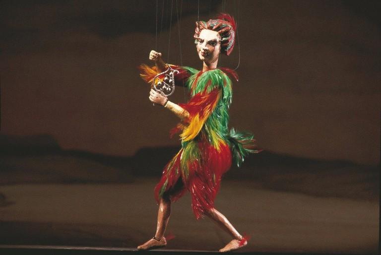 "Salzburg Puppet Theater ""Papageno"" Mozart"