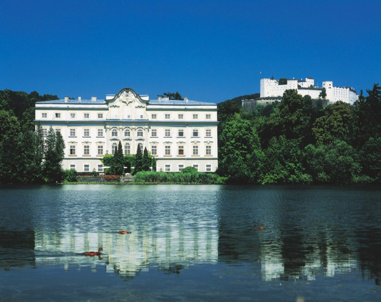Leopoldskron Castle Salzburg City