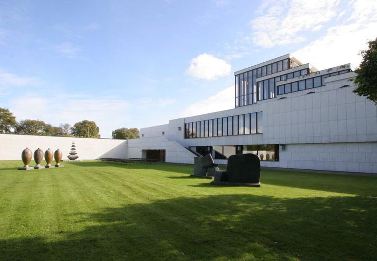 KUNSTEN Museum of Modern Art, Aalborg, Denmark