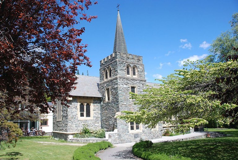 St Peter's Anglican Church, Queenstown