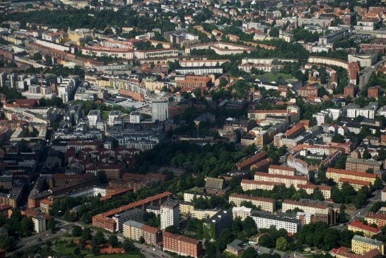 Views over Grünerløkka