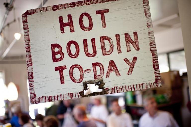 World-Famous Hot Boudin