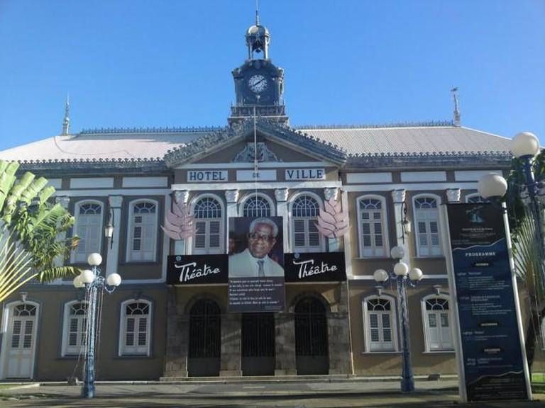 Théâtre Aimé Césaire