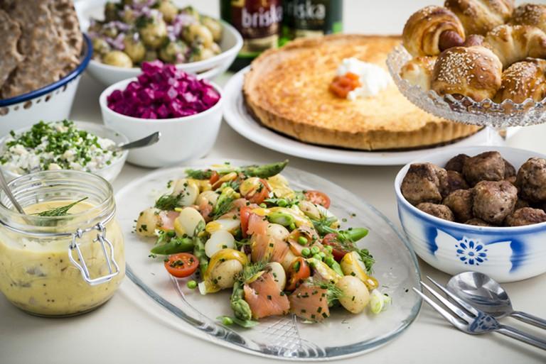 Scandinavian Kitchen, London