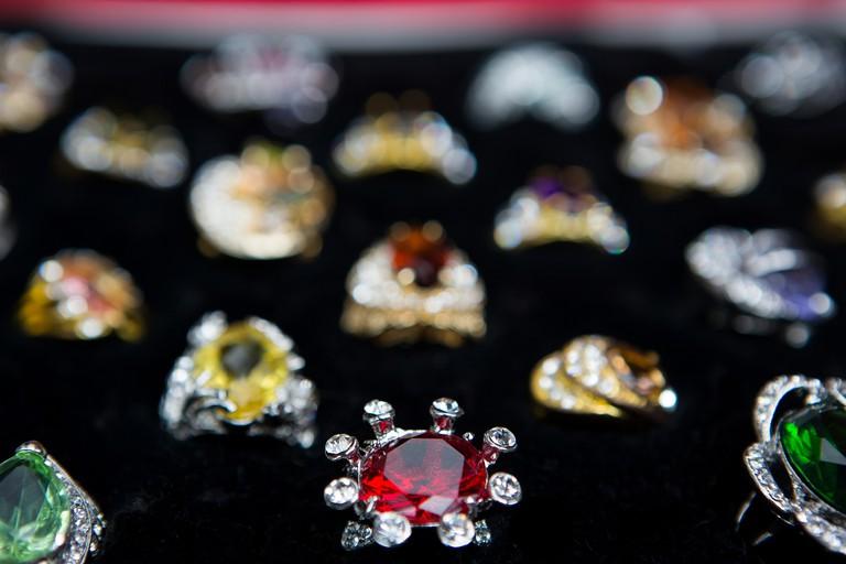 Retro jewellery