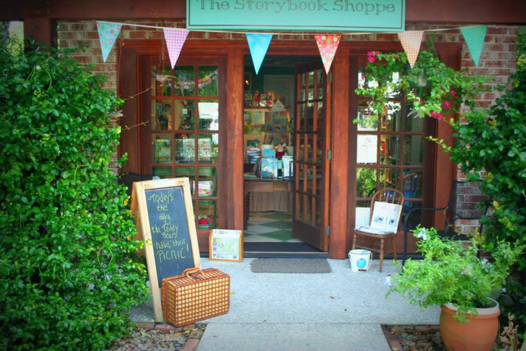 The Storybook Shoppe, Bluffton