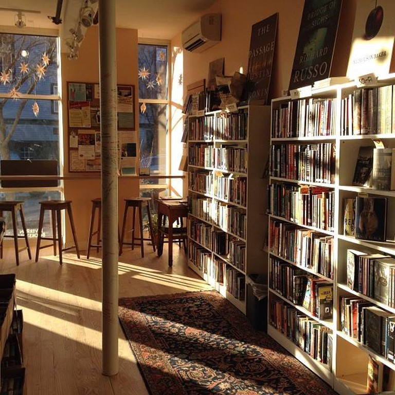 RiverRun Bookstore, Portsmouth