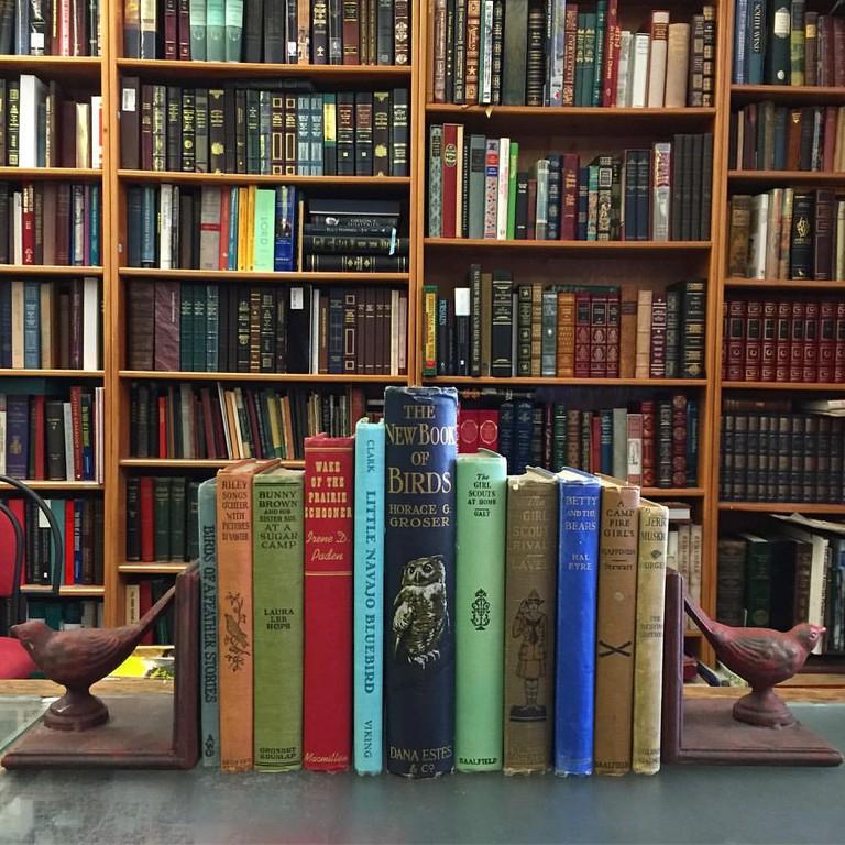 The Book Garden, Bountiful