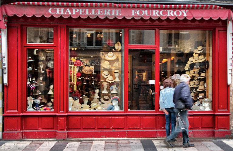 Chapellerie Fourcroy, Dijon