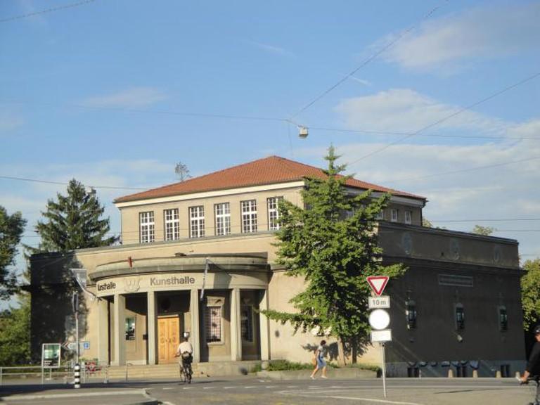Bern Kunsthalle Exterior