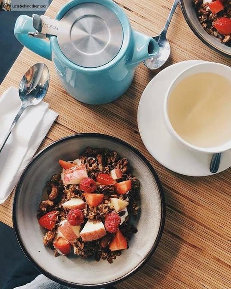 Breakfast at Nuance Café | © Nuance Café