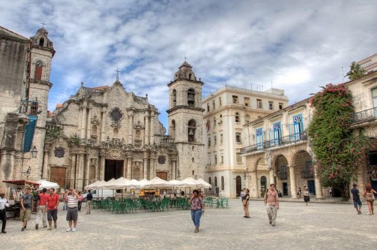Havana Cathedral, Old Havana