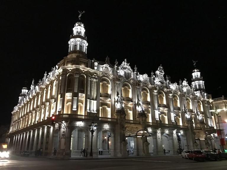 Havana Grand Theather