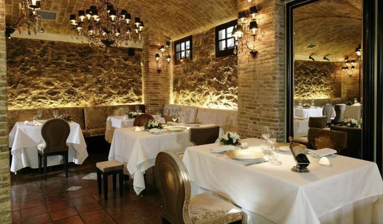 Spondi was Athens's first Michelin-star restaurant