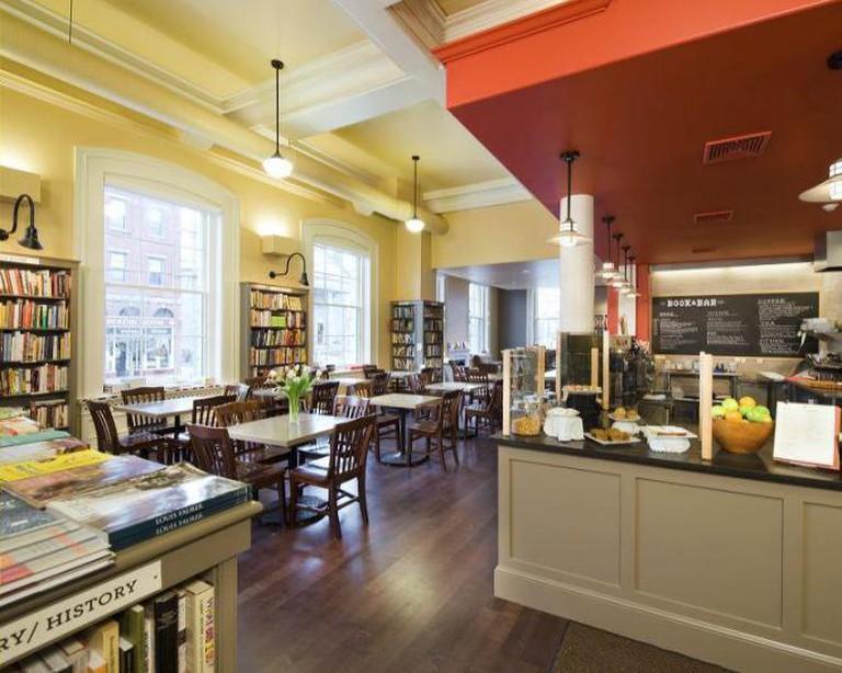 Portsmouth Book & Bar, Portsmouth