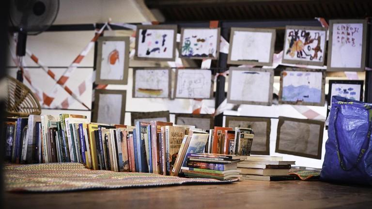 Art for Grabs in Pasar Seni