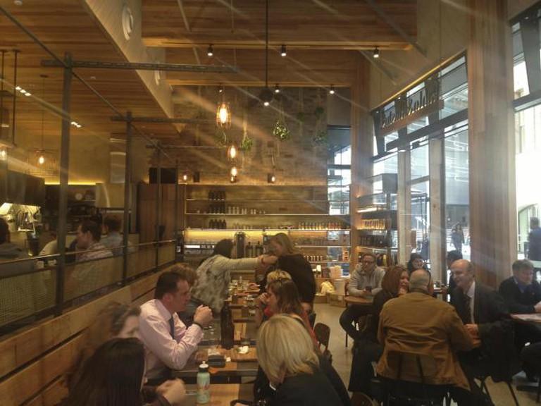 Le Monde Cafe, Surry Hills