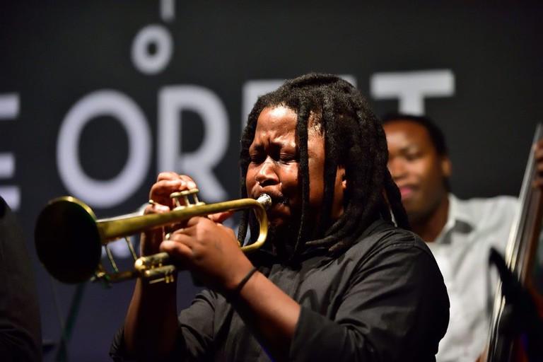 Live jazz at The Orbit
