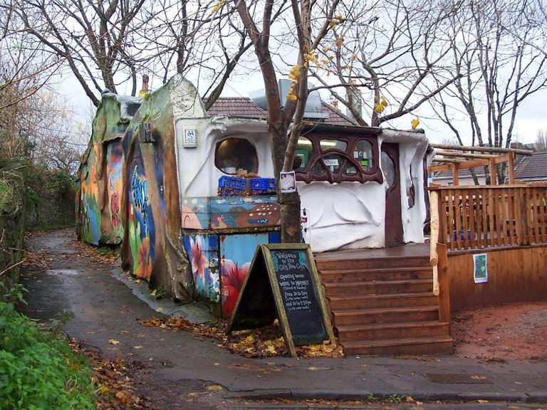 St Werburghs City Farm Café