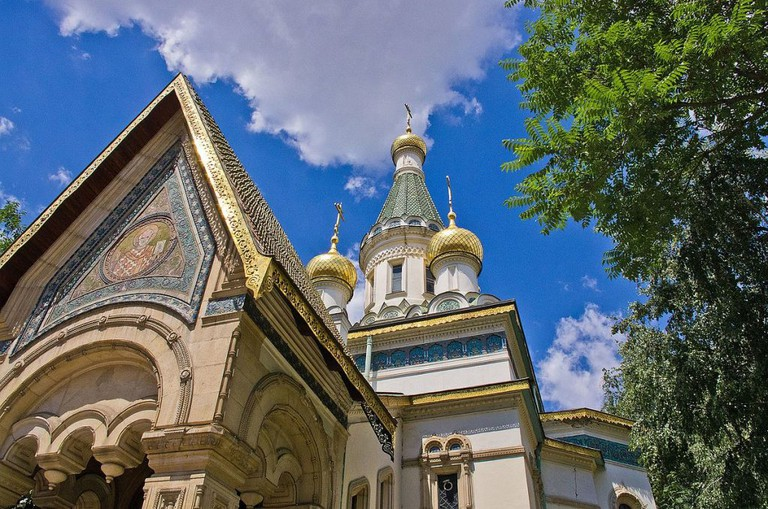 The Russian Church in Sofia