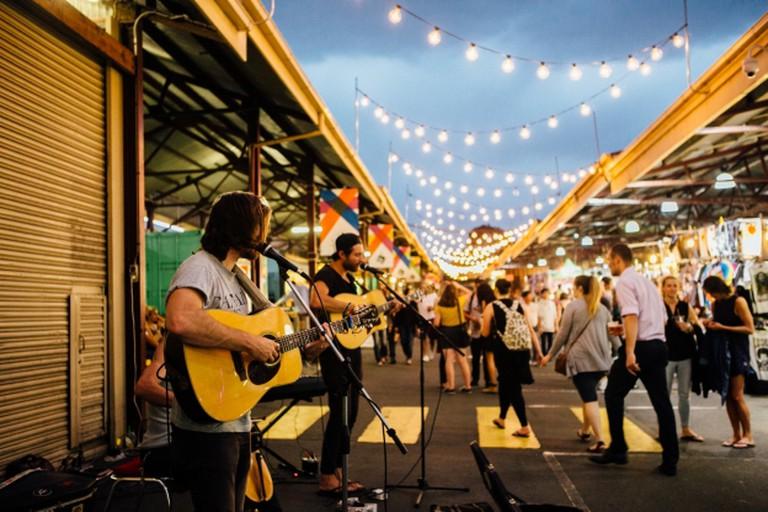 Europa Night Market, Melbourne