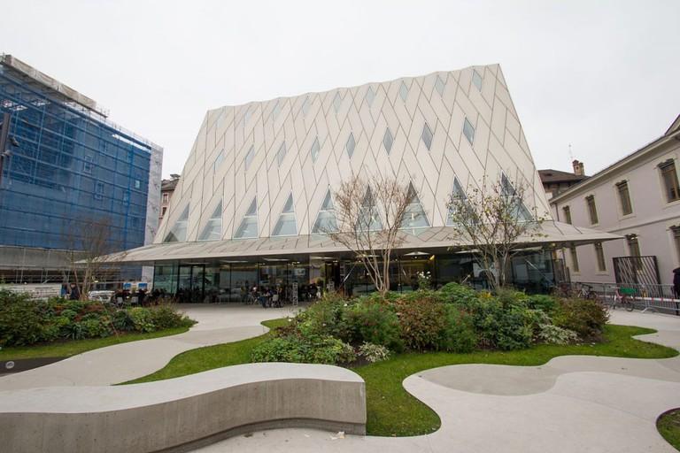 The new face of Geneva's Ethnographic Museum