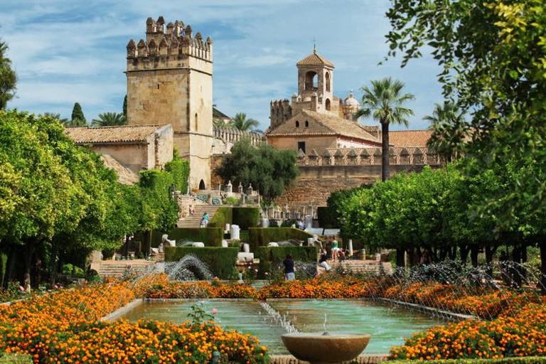 Cordoba's Alcazar Palace