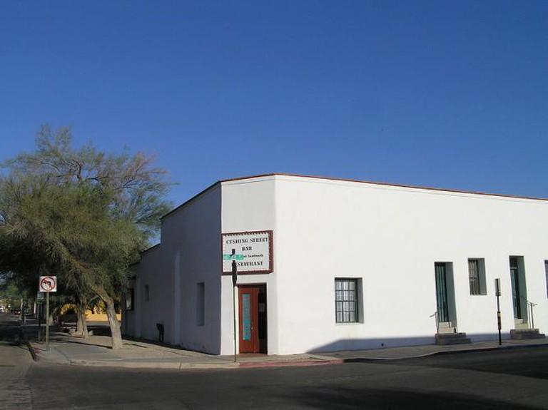 Cushing Street Bar & Restaurant, Tucson