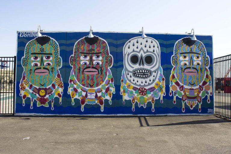 Coney Art Walls, New York