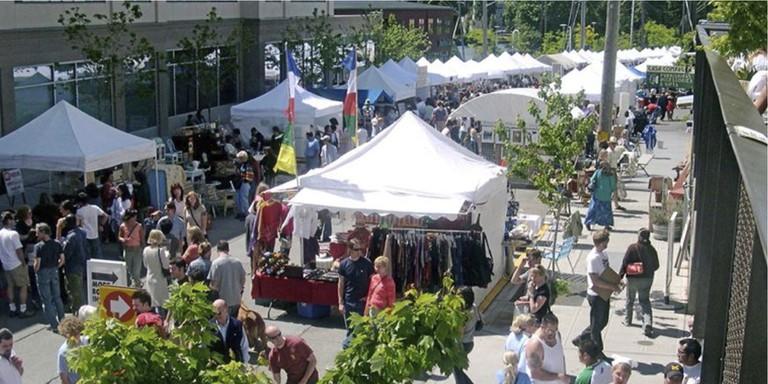 Fremont Sunday Market - Seattle