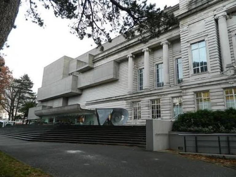 Ulster Museum, Botanic Gardens