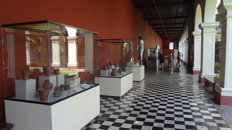Pre-Inca Pottery Art
