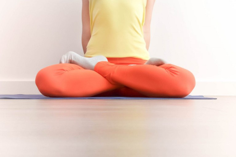 Perfect your yoga positions at Om Yoga Retreat