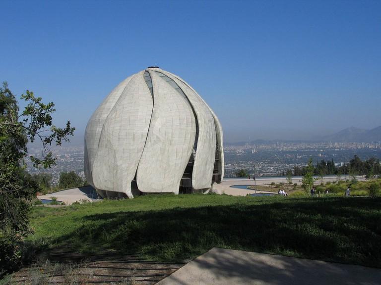 Bahai Templo