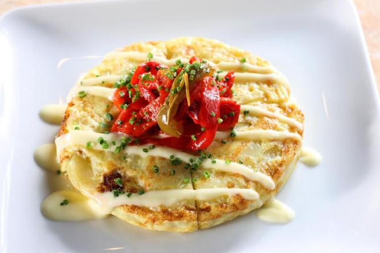Tortilla Espanola'