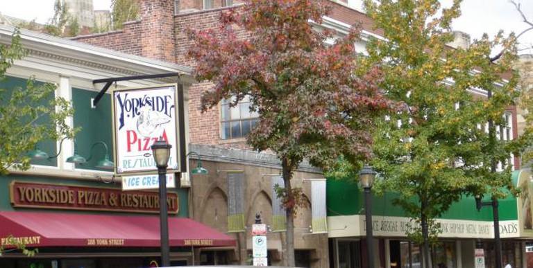 Yorkside Pizza & Restaurant, New Haven