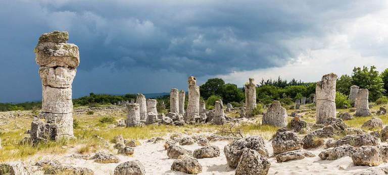 Pobitite Kamani (The Stone Desert)