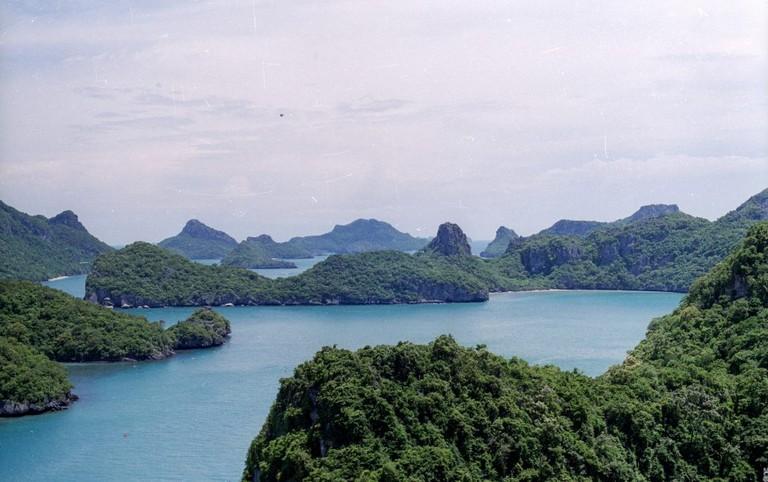 Mu Ko Ang Thong National Park