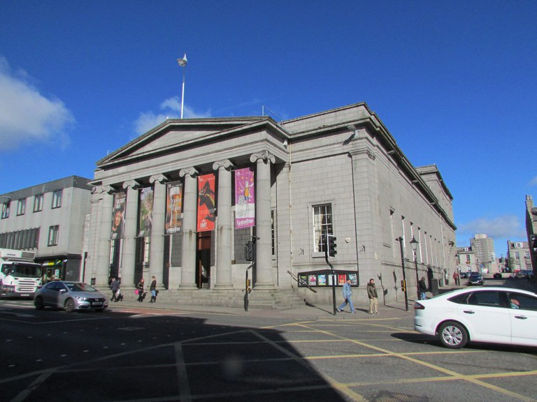 Music Hall, Aberdeen