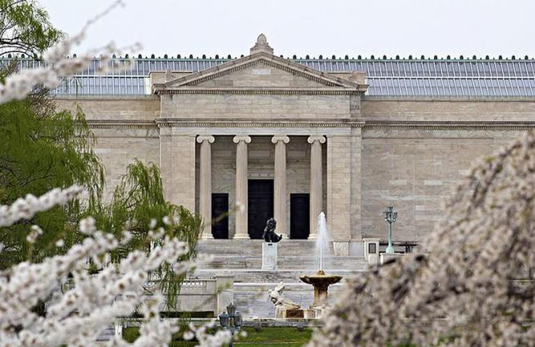 Cleveland Art Museum zenbikescience