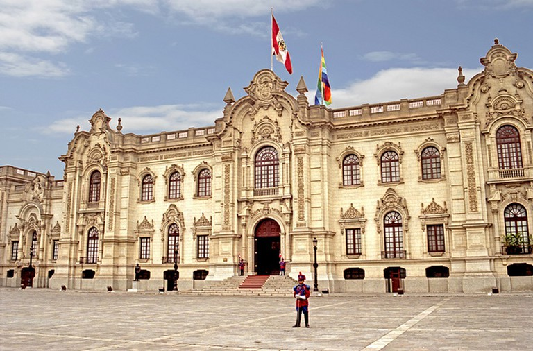 Government Palace of Peru, Cercado de Lima