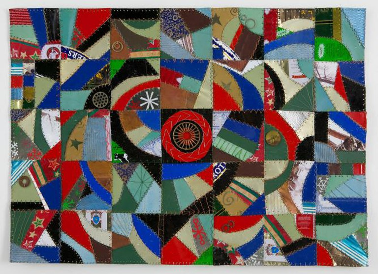 Crazy Quilt' by Robin Tost