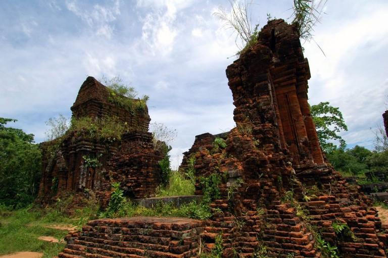 My Son Cham ruins