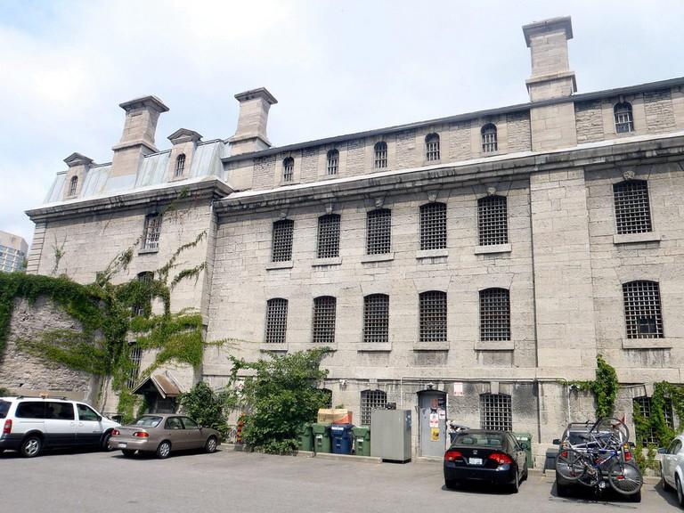 The haunted hostel in Ottawa