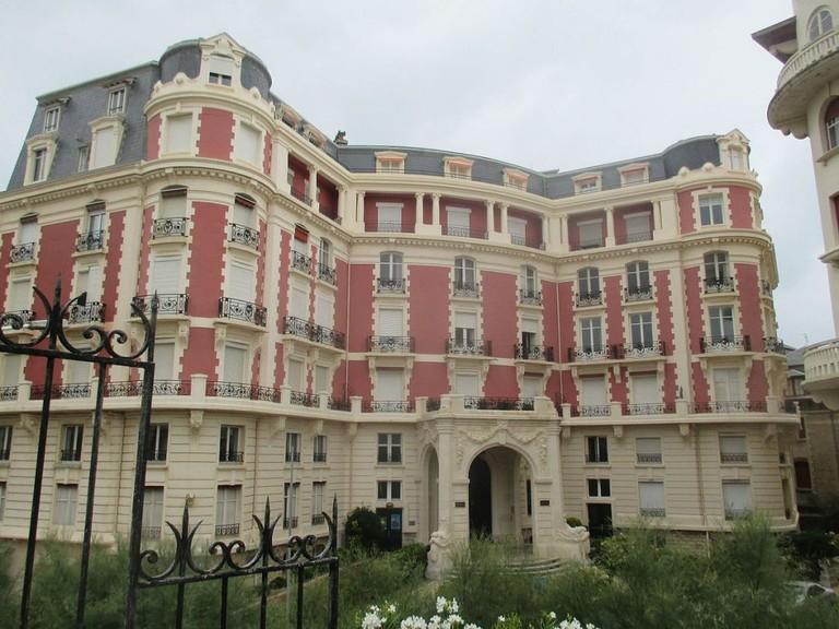 Carlton Biarritz Entrée