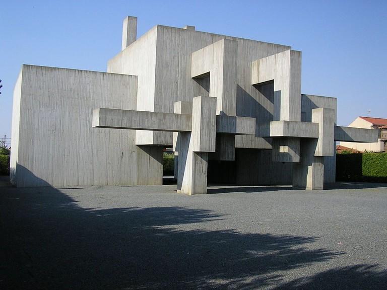 Museum of Concrete, Salamanca