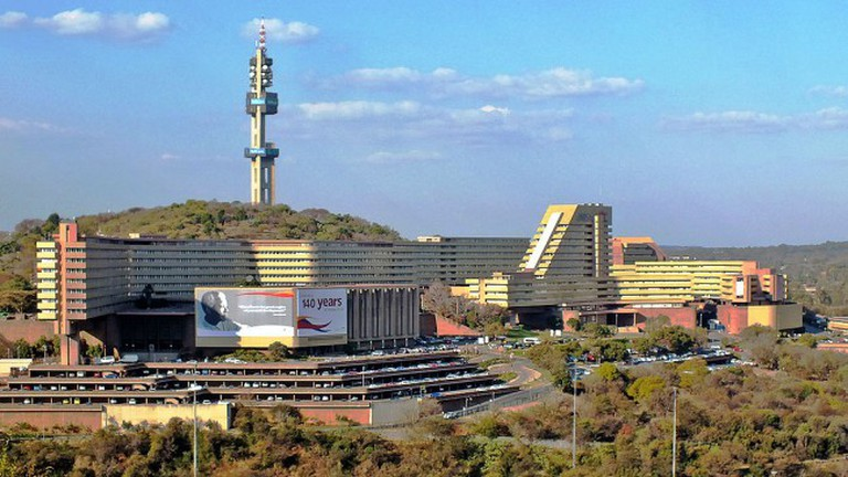 Unisa Space Gallery is part of the University of South Africa